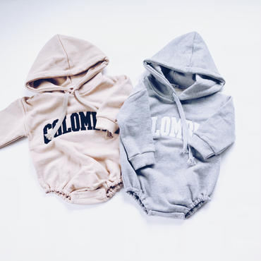 Baby★Columbia rompers