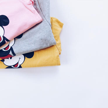 Kids ★simple mickey pullover