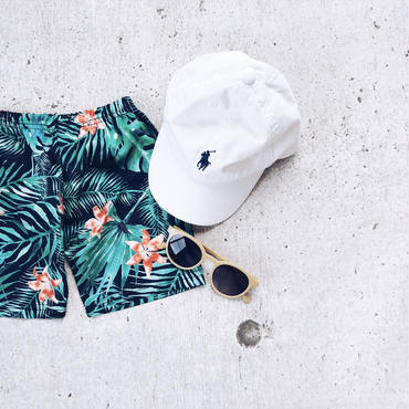 kids★botanical swim pants