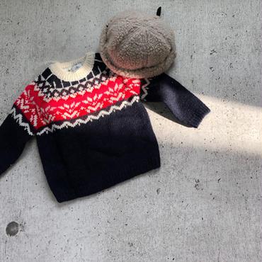 kids★Nordic  sweater