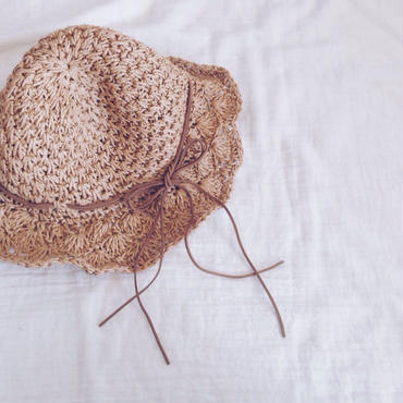 kids★straw hat