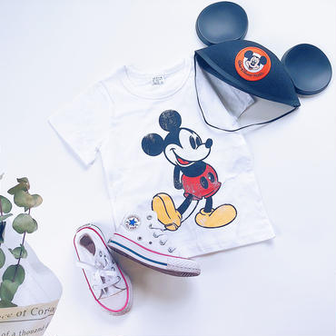 kids★simple mickey T shirts