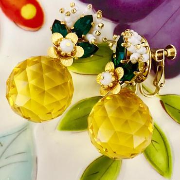 Pineapple イヤリング/ピアス