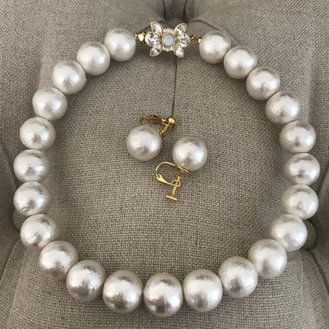 Lady Pearl Set Curvy White