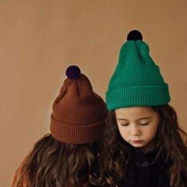 kids//knit cap
