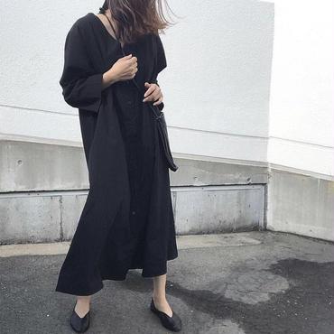 ladies// BLACK one-piece