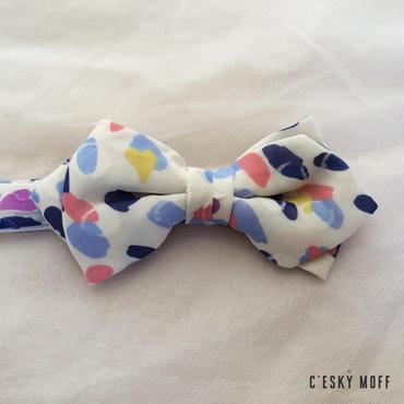 blossom bow tie / CESKY MOFF