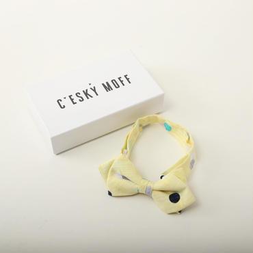 random dot bow tie / CESKY MOFF