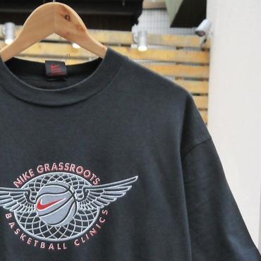 NIKE/ナイキ バスケットボールクリニックTシャツ 90年代  (USED)