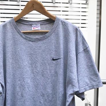 NIKE/ナイキ スウォッシュロゴTシャツ 90年代 Made In USA (USED)