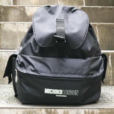 MICHIKO LONDON/ミチコロンドン バックパック 90年代 (DEADSTOCK)