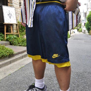 NIKE/ナイキ メッシュリバーシブルバスケットパンツ 90年代 (USED)