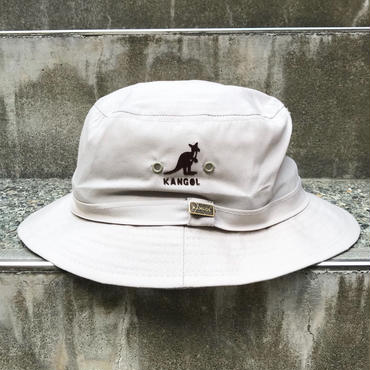 KANGOL/カンゴール コットン ハット 90年代 Made In USA (DEADSTOCK)