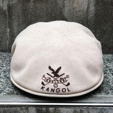 KANGOL/カンゴール Tropic504 ハンチング Made In ENGLAND (USED)