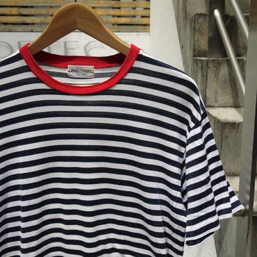PAUL STUART/ポールステュアート ボーダーTシャツ 90年代 (USED)