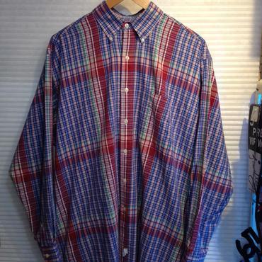 Polo Ralph Lauren/ポロラルフローレン THE BIG SHIRT 1990's(USED)