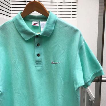 NIKE/ナイキ 鹿の子ポロシャツ 90年代 (USED)