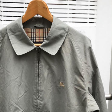 Burberry's/バーバリー スウィングトップ 90年代 Made In ENGLAND (USED)