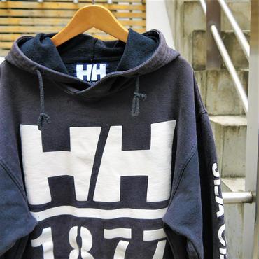 HELLY HANSEN/ヘリーハンセン フードスウェット 90年前後 Made In USA(USED)