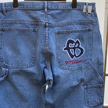 Fubu/フブ ウォッシュドカーペンタージーンズ 90年代 Made In USA (USED)