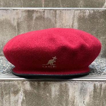 KANGOL/カンゴール WOOL MONTY ベレー帽 90年代Made In ENGLAND (USED)