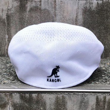 KANGOL/カンゴール Tripic504 VENTAIR ハンチング Made In ENGLAND (USED)