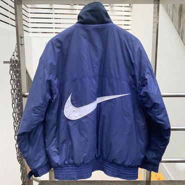 NIKE/ナイキ ビッグスウォッシュ中綿ジャケット 90年代 (USED)