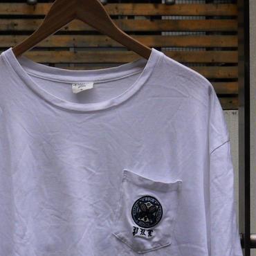 PoloRalphLauren/ラルフローレン ポケット付刺繍 Tシャツ  (USED)