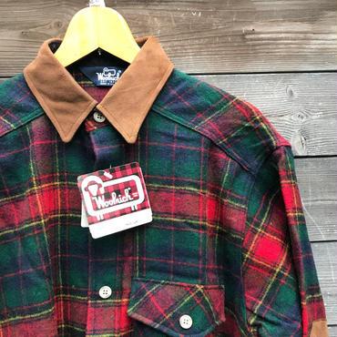 WOOLRICH/ウールリッチ ウールチェック柄シャツ 90年代 Made In USA (DEADSTOCK)