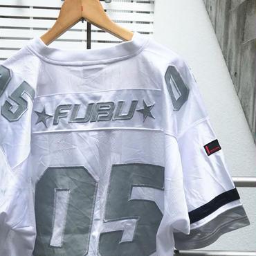 FUBU/フブ フットボールTシャツ 90年代  (USED)