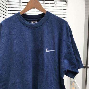 NIKE/ナイキ スウォッシュロゴTシャツ 90年代 Made In UK (USED)