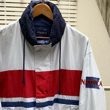 NAUTICA/ノーチカ  リバーシブルジャケット 90年代 (USED)