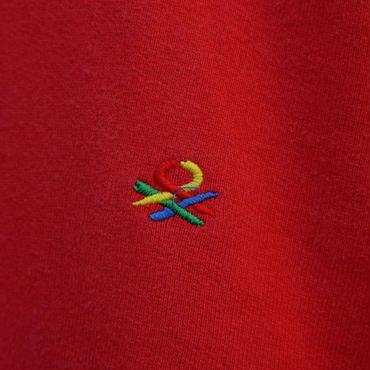 UNITED COLORS OF BENETTON/ユナイテッドカラーズオブベネトン ロゴマーク スウェット 90年代 (USED)