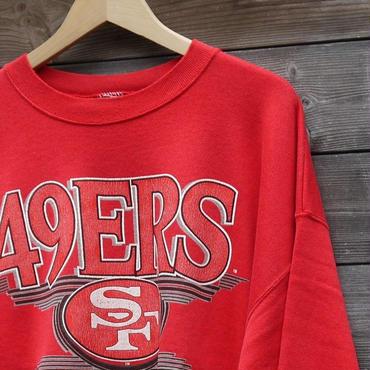 NFL 49ERS/49ERS スウェット 90年代 (USED)
