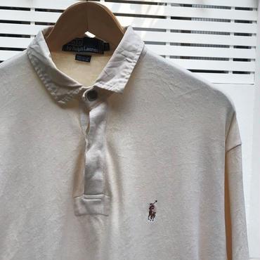 PoloRalphLauren/ポロラルフローレン ラガーシャツ 90年代  (USED)