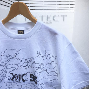 FTC x DC SHOE/エフティーシーxディーシーシュー コラボ Tシャツ 2006年 Made In USA (DEADSTOCK)