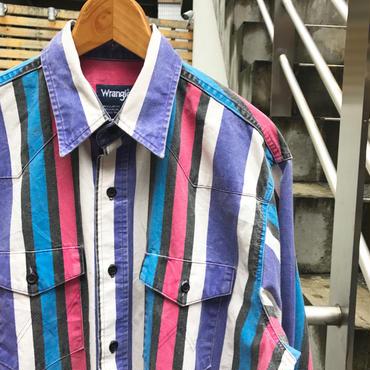 Wrangler/ラングラー カウボーイシャツ 90年代 Made In USA (USED)