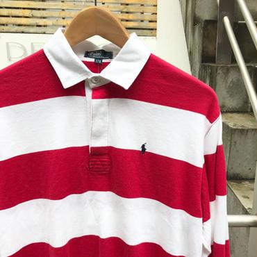 PoloRalphLauren/ポロラルフローレン ラガーシャツ 2000年前後 (USED)