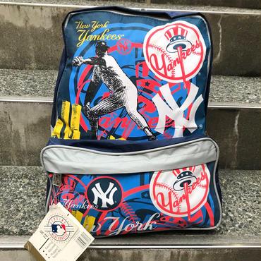 NEW YORK YANKEES/ニューヨークヤンキース バックパック 90年代 (DEADSTOCK)