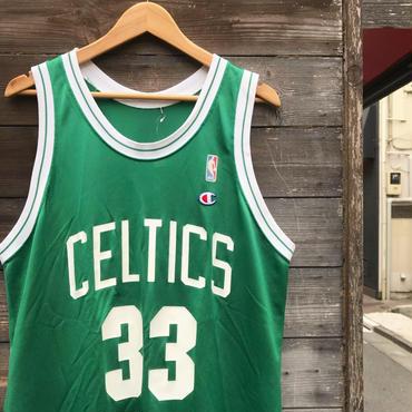 Champion/チャンピオン バスケットタンクトップ CELTICS 33 BIRD 90年代  Made In USA (USED)
