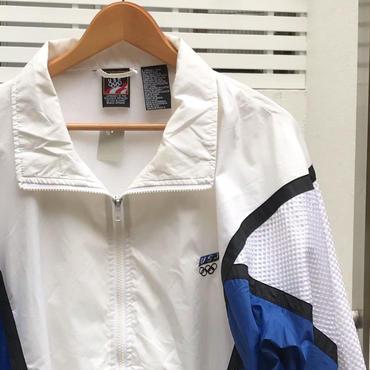 JC PENNY OLYMPIC/ジェイシーペニー オリンピック ナイロンフードジャケット 90年代 (USED)