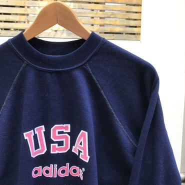 adidas/アディダス スウェット 80年代 Made In USA (USED)