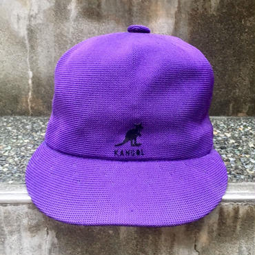 KANGOL/カンゴール TROPIC LINKS キャップ 90年代 MadeInENGLAND (USED)