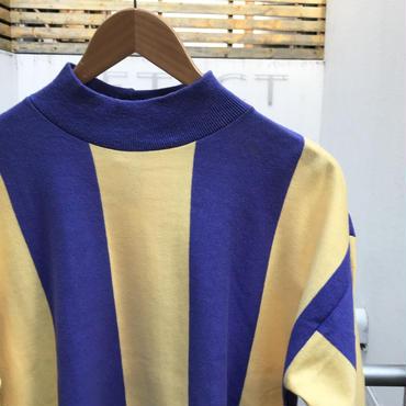 RAGGED WEAR/ラギッドウエアー モックネックロングスリーブTシャツ 90年代 Made In USA(DEADSTOCK)