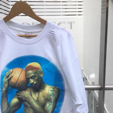DENIS RODMAN/デニスロッドマン Tシャツ96年 Made In USA (DEADSTOCK)