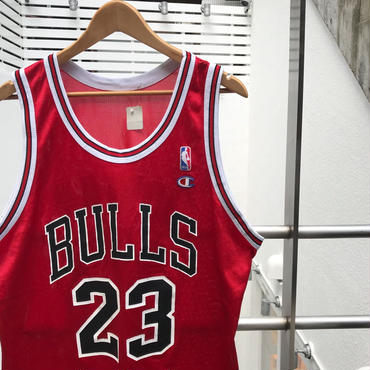 Champion/チャンピオン バスケットタンクトップ BULLS JORDAN 23 90年代  Made In USA (USED)