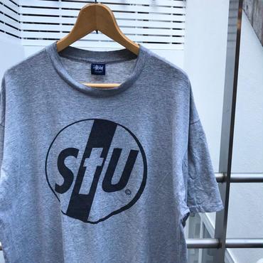 STUSSY/ステューシー プリントTシャツ 90年代 (USED)