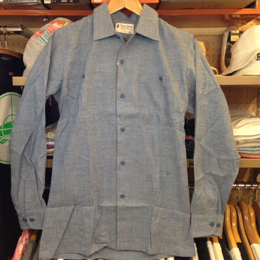 Grenn Berry chambray shirts(DEADSTOCK)