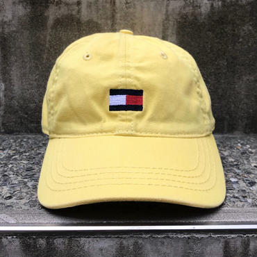 TOMMY HILFIGER/トミーヒルフィガー ロゴキャップ 2000年代 (USED)