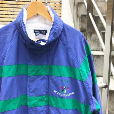 NAUTICA/ノーチカ  切り替えジャケット 90年代 (USED)